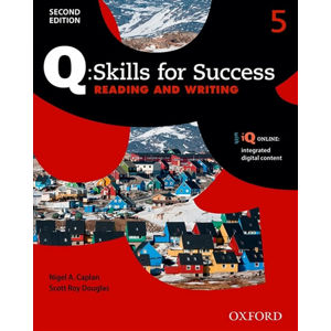 Q Skills for Success 5 Reading & Writing Student´s Book with Online Practice (2nd)