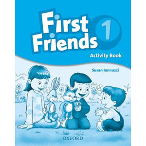 First Friends 1 Activity Book - Susan Iannuzzi