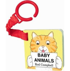 Baby Animals Shaped Buggy Book - Rod Campbell