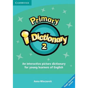 Primary i-Dictionary 2 (Movers): Whiteboard software Single Classroom