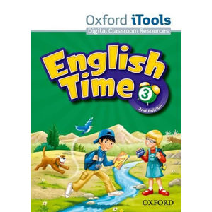 English Time 3 iTools DVD-ROM (2nd)