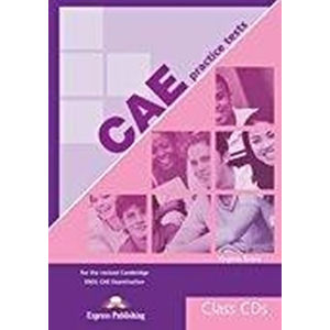 CAE Practice Tests 1 Class CDs (3)