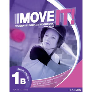 Move It! 1B Split Edition/Workbook MP3 Pack - Carolyn Barraclough