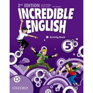 Incredible English 5 Activity Book (2nd) - Sarah Phillips