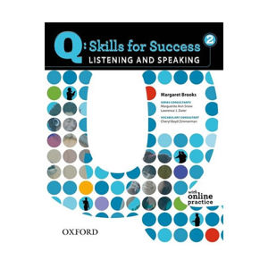 Q Skills for Success 2 Listening & Speaking Student´s Book with Online Practice