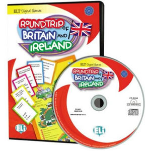 Let´s Play in English: Roundtrip of Britain and Ireland Digital Edition