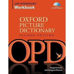 Oxford Picture Dictionary Low-intermediate Workbook Pack (2nd)