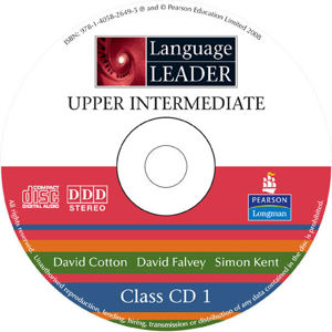 Language Leader Upper Intermediate Class CDs - Upper Intermediate - David Cotton