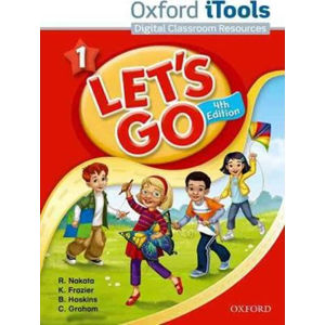 Let´s Go 1 iTools CD-ROM (4th)