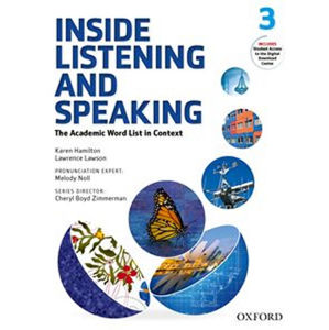 Inside Listening and Speaking 3 Student´s Book Pack