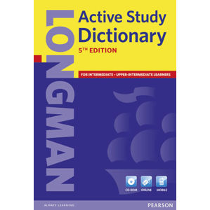 Longman Active Study Dictionary 5th Edition CD-ROM Pack - 5th Revised edition - neuveden