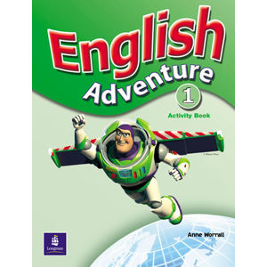 English Adventure 1 Activity Book - Active Book - Anne Worrall