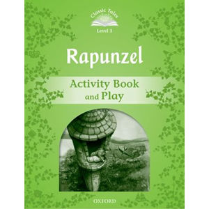 Classic Tales 3 Rapunzel Activity Book and Play (2nd)