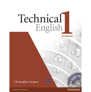 Technical English 1 Workbook w/ Audio CD Pack (no key) - Level 1 - Christopher Jacques