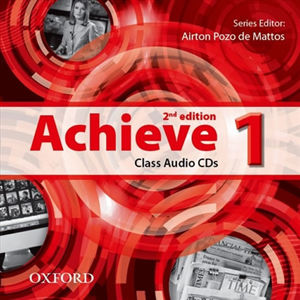 Achieve 1 Class Audio CDs /2/ (2nd)