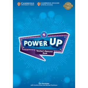 Power Up Level 4 Teacher´s Resource Book with Online Audio