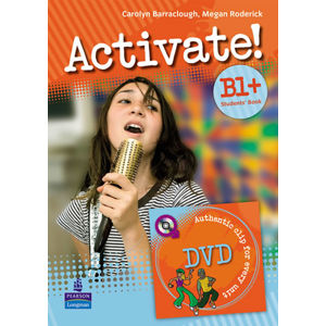 Activate! B1+ Students´ Book - Carolyn Barraclough