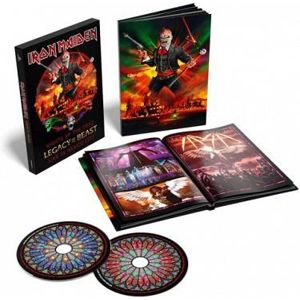 Iron Maiden: Nights Of The Dead/Legacy Of The Beast, Live In Mexico City (Deluxe) 2 CD