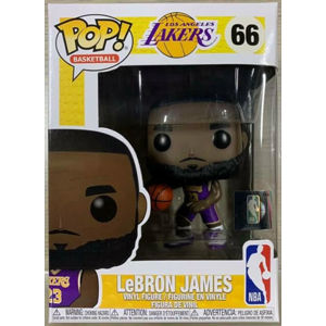 Funko POP NBA S4: Lakers - Lebron James