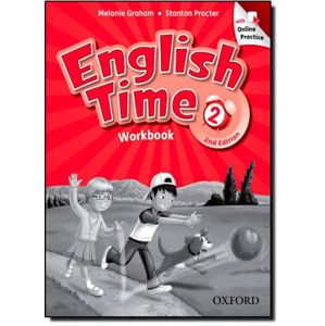 English Time 2 Workbook with Online Practice (2nd)