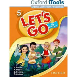 Let´s Go 5 iTools CD-ROM (4th)