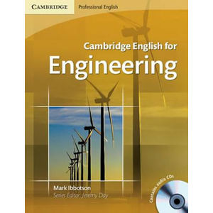 Cambridge English for Engineering Students Book with Audio CDs (2) - Mark Ibbotson