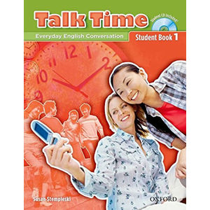 Talk Time 1 Student´s Book + Audio CD
