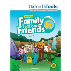 Family and Friends American English 6 iTools (2nd)