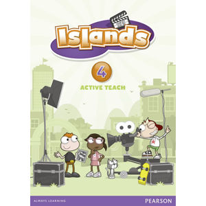 Islands 4 Active Teach - neuveden