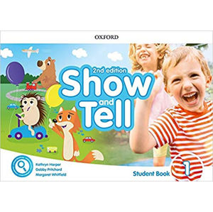 Oxford Discover Show and Tell 1 Student Book Pack (2nd)
