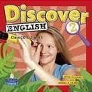 Discover English 2 Class CD - neuveden