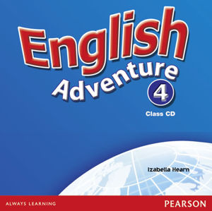 English Adventure 4 Class CD - Class CD - Izabella Hearn