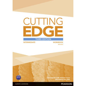 Cutting Edge 3rd Edition Intermediate Workbook w/ key - Damian Williams