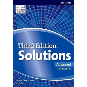 Solutions Advanced Student´s Book 3rd (International Edition)