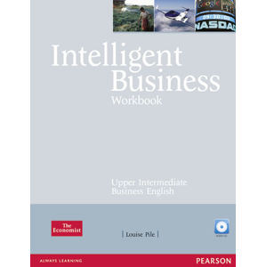 Intelligent Business Upper Intermediate Workbook w/ CD Pack - Louise Pile