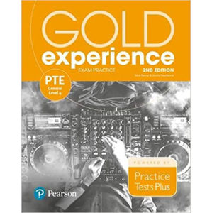 Gold Experience 2nd Edition Exam Practice: Pearson Tests of English General Level 4 (C1) - neuveden