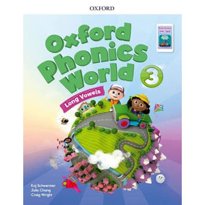 Oxford Phonics World 3 Student's Book Pack