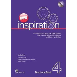 New Inspiration 4: Teacher´s Book Pack - Philip Prowse
