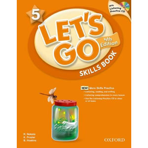 Let´s Go 5 Skills Book with Audio CD Pack (4th)