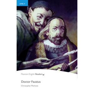 PER | Level 4: Dr Faustus Bk/MP3 Pack - Christopher Marlowe