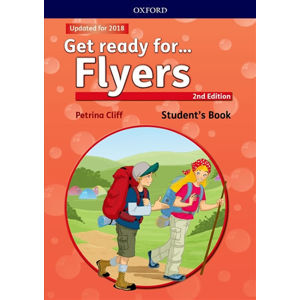 Get Ready for Flyers Student´s Book with Online Audio (2nd)