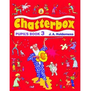 Chatterbox 3 Pupil´s Book - Jackie Holderness