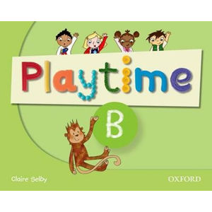 Playtime B Course Book - Claire Selby
