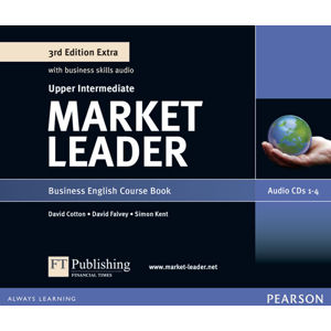 Market Leader 3rd Edition Extra Upper Intermediate Class Audio CD - Lizzie Wright