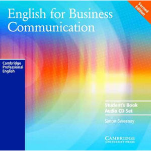 English for Business Communication Audio CD Set (2 CDs) - Simon Sweeney