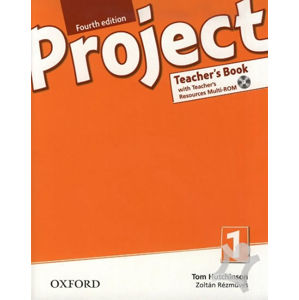 Project 1 Teacher´s Book with Online Practice Pack (4th)