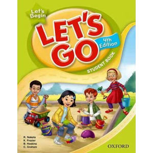 Let´s Go Let´s Begin Student´s Book (4th)