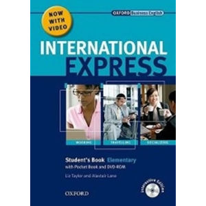 International Express Interactive Ed Elementary Student´s Book + Pocket Book + Multi-ROM + DVD Pack