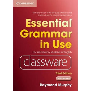 Essential Grammar in Use 3rd Edition: Classware DVD-ROM - Raymond Murphy