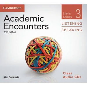 Academic Encounters 3 2nd ed.: Audio CDs (3) Listening and Speaking